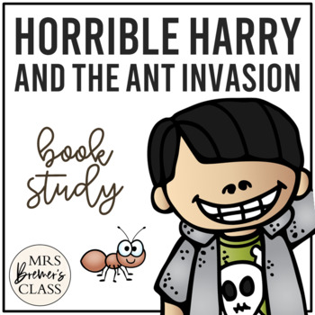 Horrible Harry