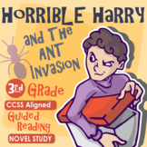 Horrible Harry and the Ant Invasion (Common Core Aligned)