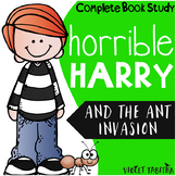 Horrible Harry and the Ant Invasion Comprehension Unit