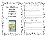 Horrible Harry and the Christmas Surprise Book Study