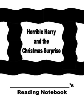 Horrible Harry and the Christmas Surprise Reading Comprehension Questions