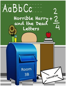 Horrible Harry and the Dead Letters Novel Study