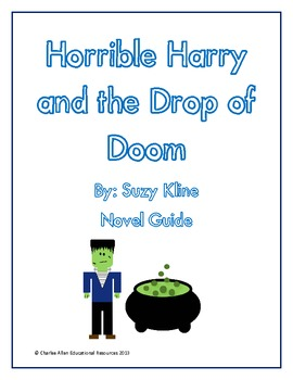 Horrible Harry and the Drop of Doom
