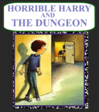 Horrible Harry and the Dungeon Comprehension Question Cards