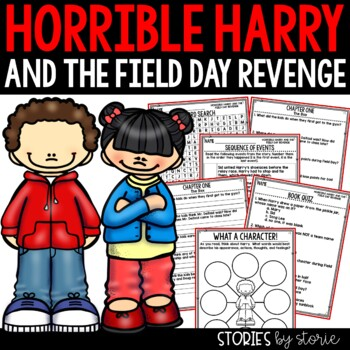 Horrible Harry and the Field Day Revenge - Comprehension Questions