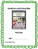 Horrible Harry and the Green Slime Book Club