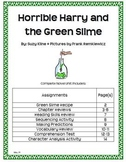 Horrible Harry and the Green Slime Novel Unit