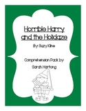 Horrible Harry and the Holidaze Comprehension Pack