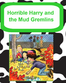 Horrible Harry and the Mud Gremlins Comprehension Question Cards