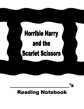 Horrible Harry and the Scarlet Scissors Reading Comprehension Questions