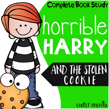Horrible Harry and the Stolen Cookie Comprehension Unit
