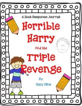 Horrible Harry and the Triple Revenge by Suzy Kline-A Comp