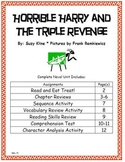 Horrible Harry and the Triple Revenge Complete Novel Unit