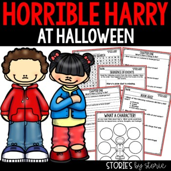 Horrible Harry at Halloween - Comprehension Questions
