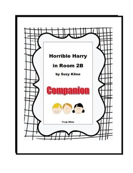Horrible Harry in Room 2B Companion