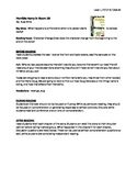 Horrible Harry in Room 2B Guided Reading Lesson Plan - Level L