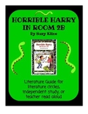 Horrible Harry in Room 2B - Literature Guide