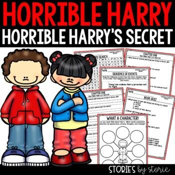 Horrible Harry's Secret - Comprehension Questions