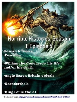 Horrible Histories Episode Guide: Season 1, Episode 5