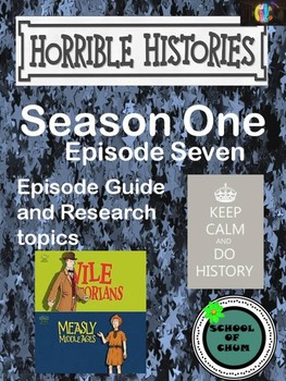 Horrible Histories Episode Guide: Season 1, Episode 7