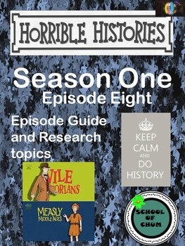 Horrible Histories Episode Guide: Season 1, Episode 8