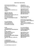 Horrible Histories: Magna Carta Lyrics