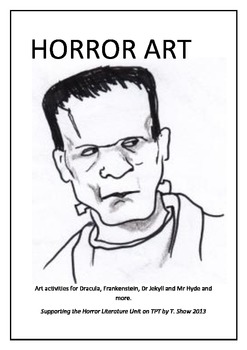 Horror Art & Craft