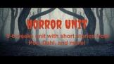 Horror Digital Unit: Terrifying Short Stories and Lessons!
