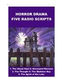 Horror Drama - Five Halloween Scripts