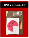 Horror Genre Study Literary Analysis Wheel