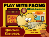 Horror Unit: Play with Pacing Create Suspense 2 Mini-Lessons (Narrative Writing)