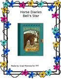 Horse Diaries- Bell's Star Novel Literature Guide