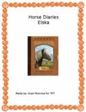 Horse Diaries- Elska Novel Literature Guide