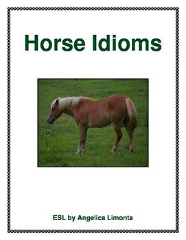 English: Horse Idioms