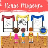 Horse Museum by Dr. Seuss Google Classroom Lesson