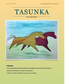 Horse Nations: Native American Art and Literature
