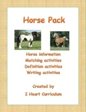 Horse Pack