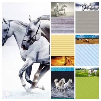 Horse Paper Pack Printable PDF