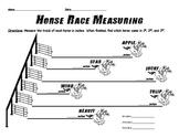 Horse Race Measuring