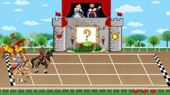 Ppt Horse Race Game Editable For Kindergarten Preschool Kids Tpt