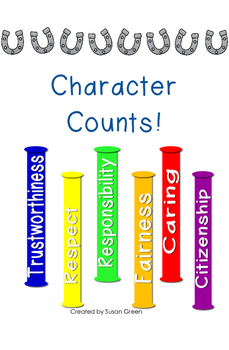 Western Themed and Horses: Character Counts