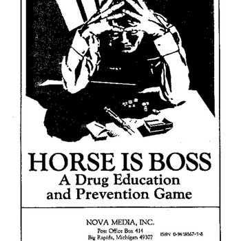 Horse is Boss (Drug Culture Monopoly)