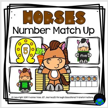 Horses Number Match Up