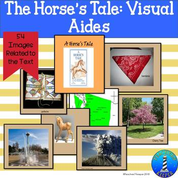 Horses' Tale Vocabulary Powerpoint