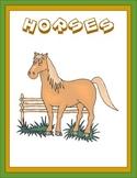 Horses Thematic Unit