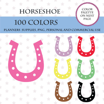 Horseshoe Clipart Worksheets Teaching Resources Tpt