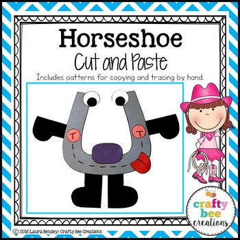 Horseshoe Cut and Paste