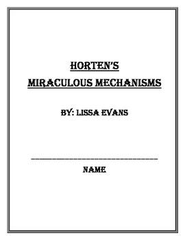 Horten's Miraculous Mechanisms by Lissa Evans