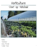 Horticulture Start Up POWERPOINT (Numbered 1-250, no months)