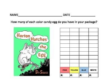 Horton Egg Graph